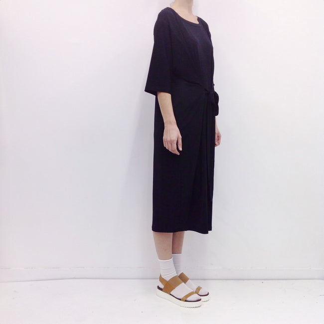 Midi Dress Nishi in Super Jersey