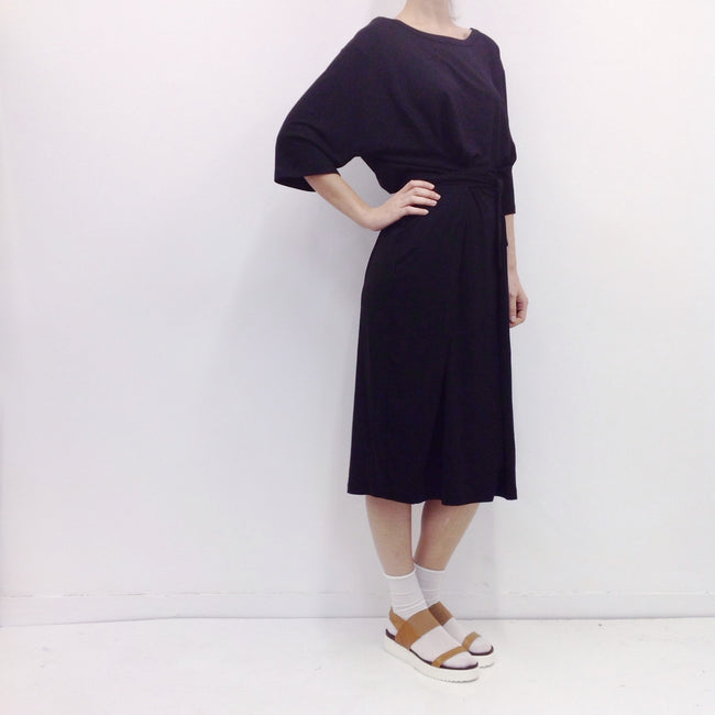 Midi Dress Nishi in Viscose Jersey