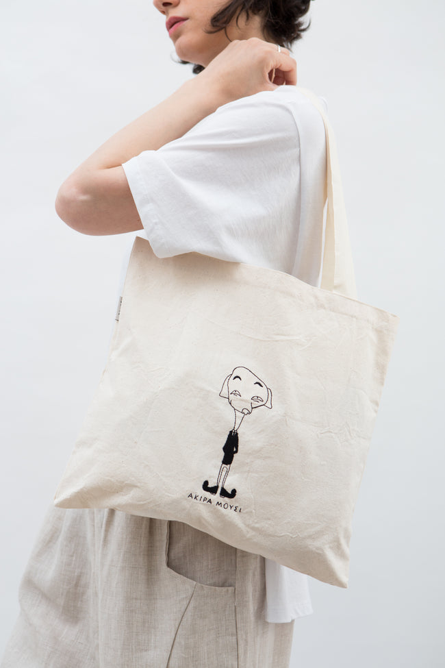 i AM Souvenir Tote Bag
