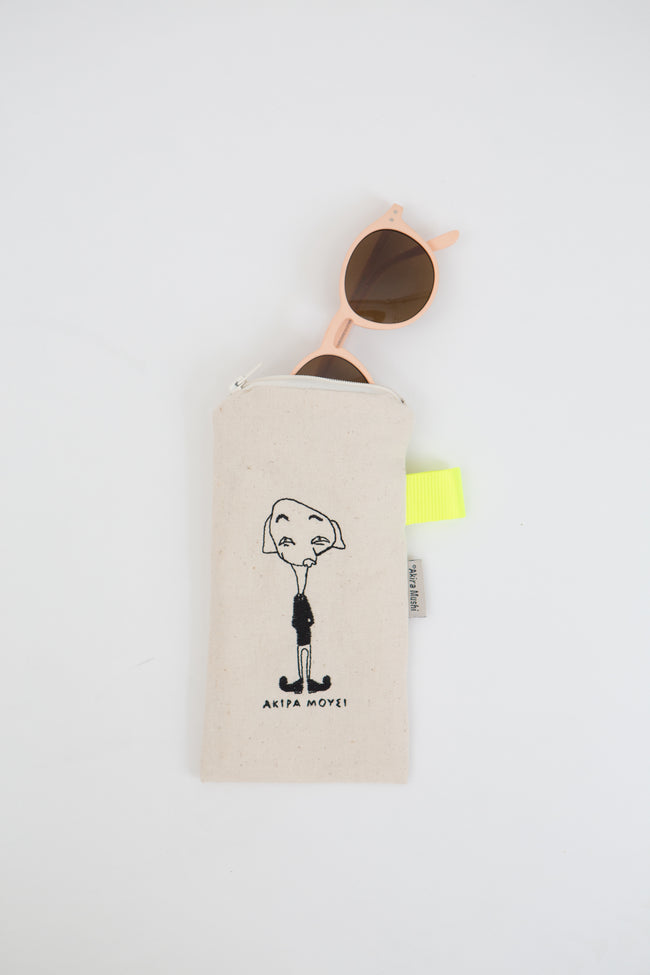 i AM Souvenir Sunglasses Pouch