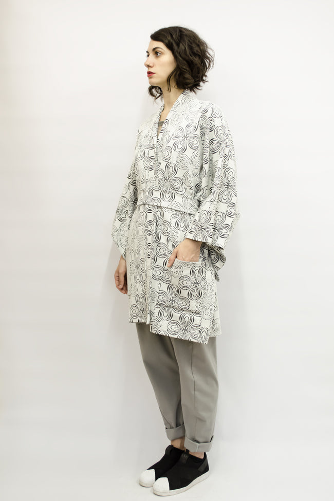 Outwear Akemi in Floral Jersey Colors