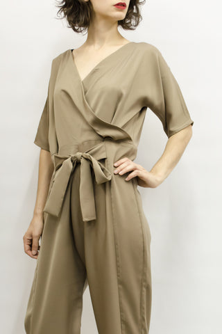 Jumpsuit Hanako in Viscose Heavy Jersey Colors