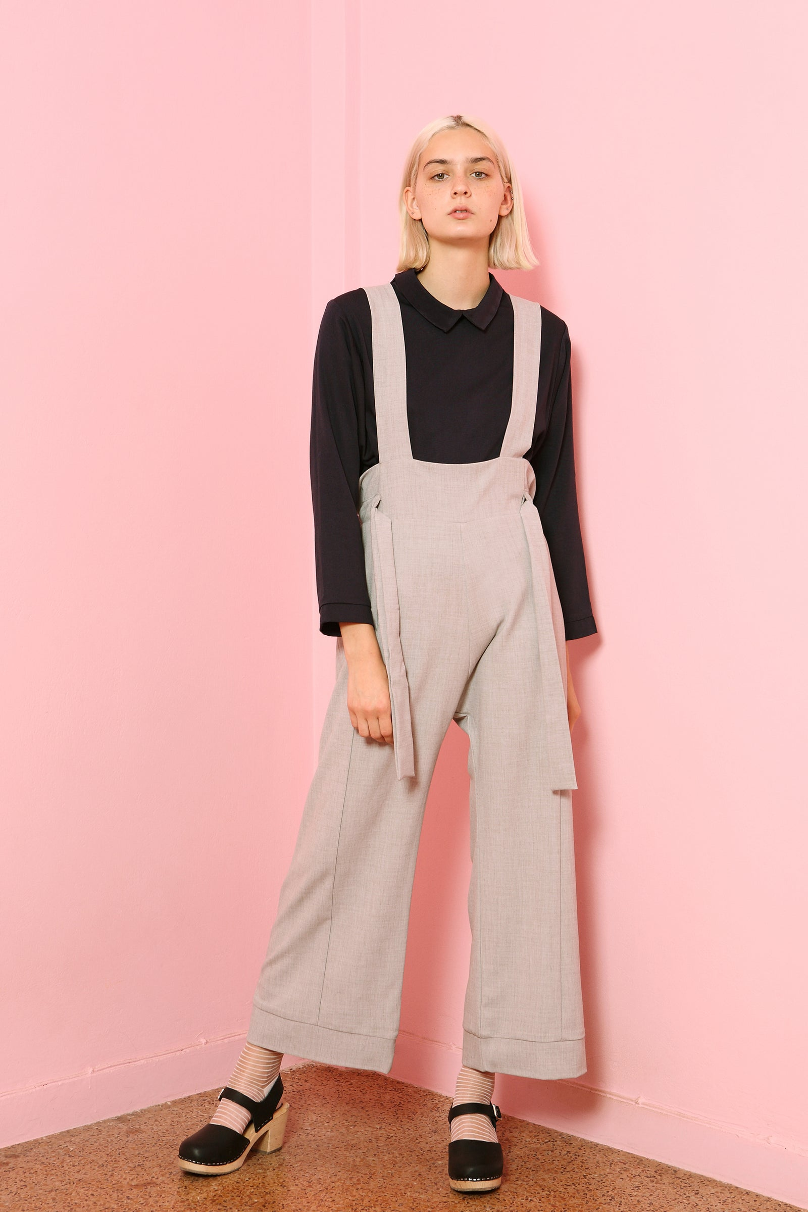 Overall Mushi in Terry Rayon