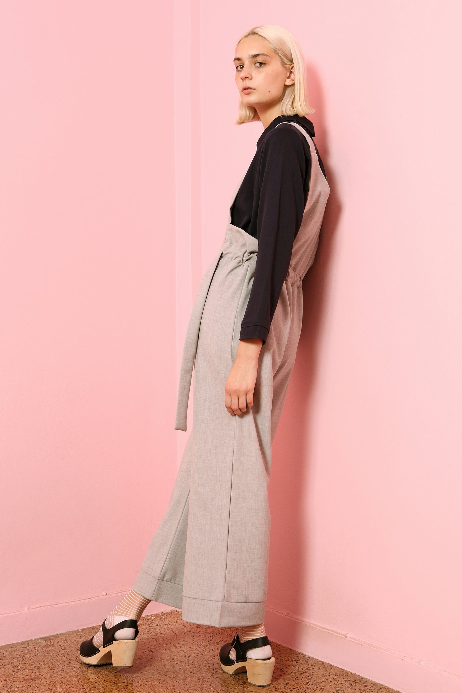 Overall Mushi in Terry Rayon Colors