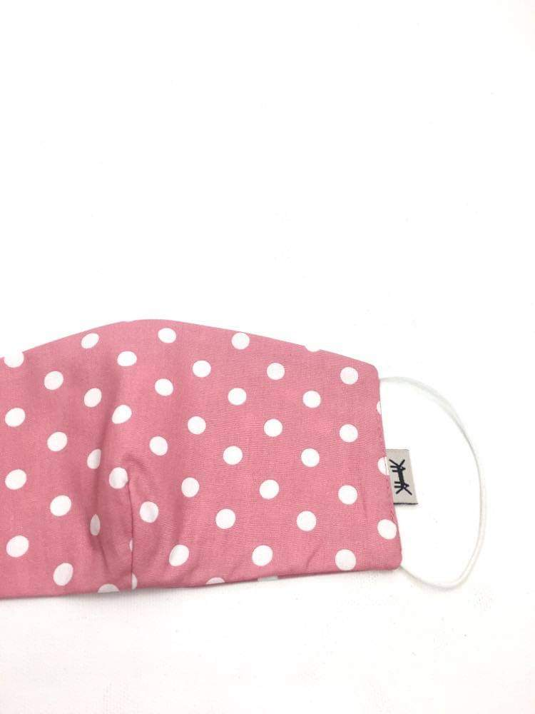Face Mask Polka dots
