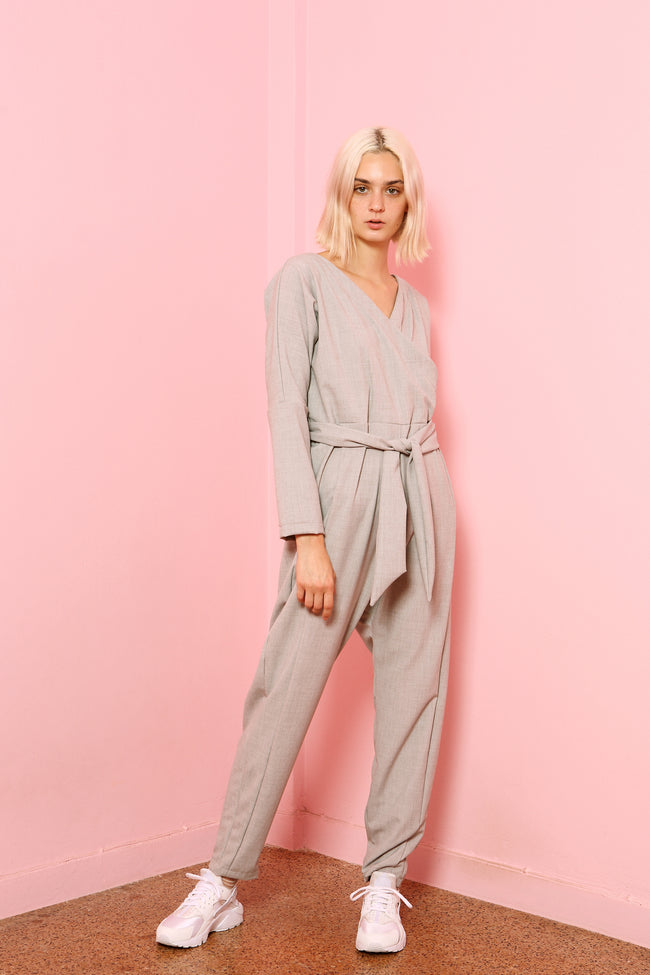 Jumpsuit Shishi in Terry Rayon