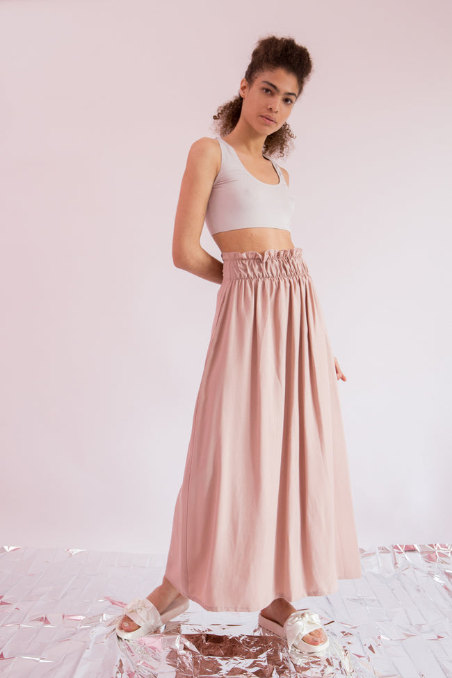 Skirt Yasu Maxi in Tencel
