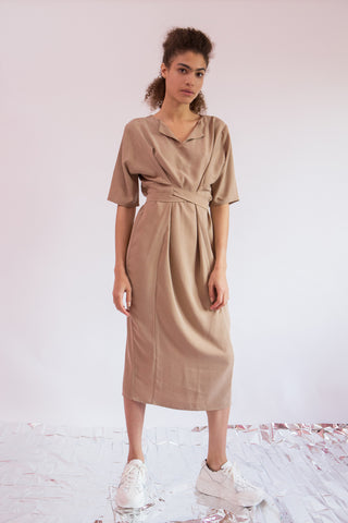 Dress Mihoko in Tencel