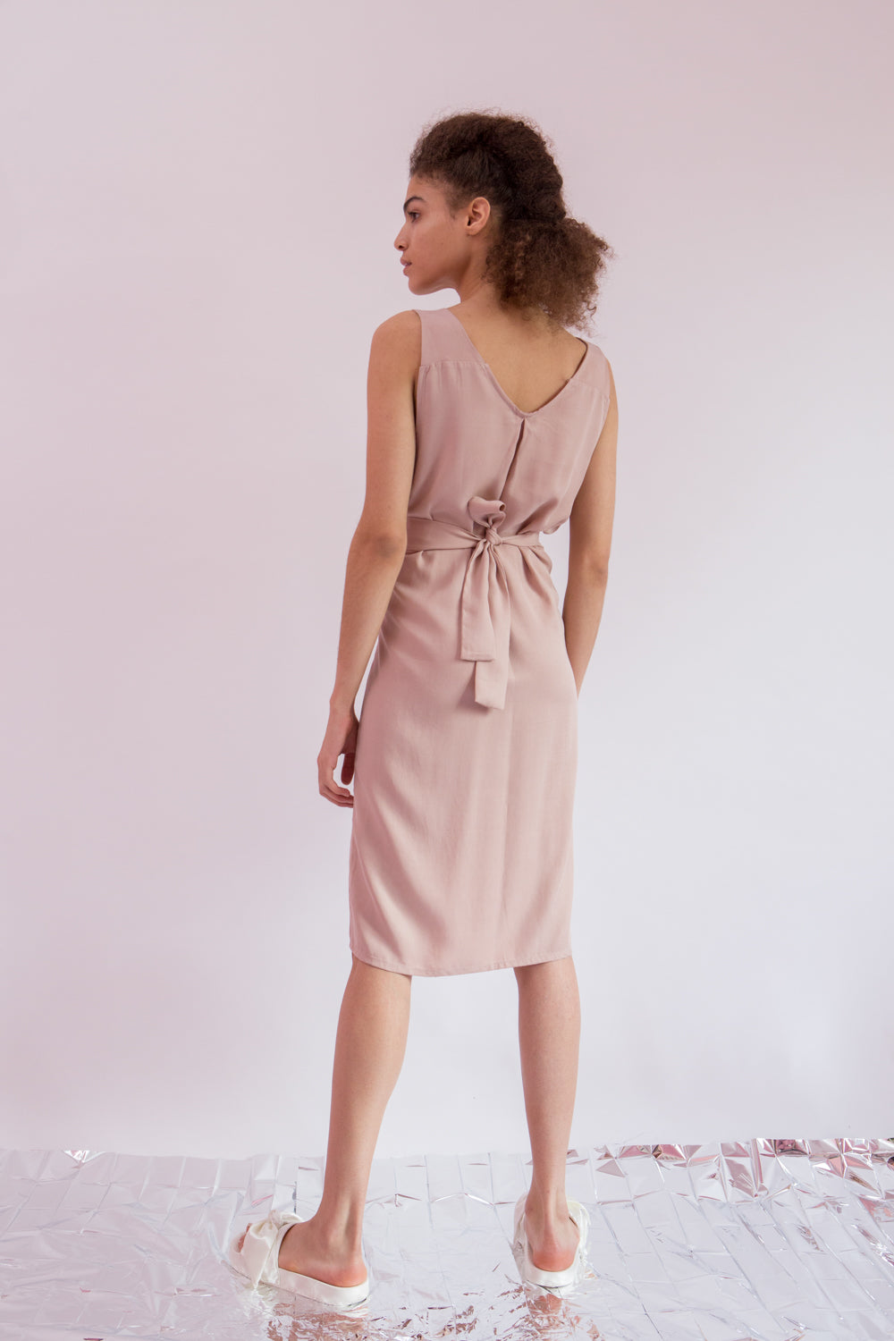 Dress Wako in Tencel