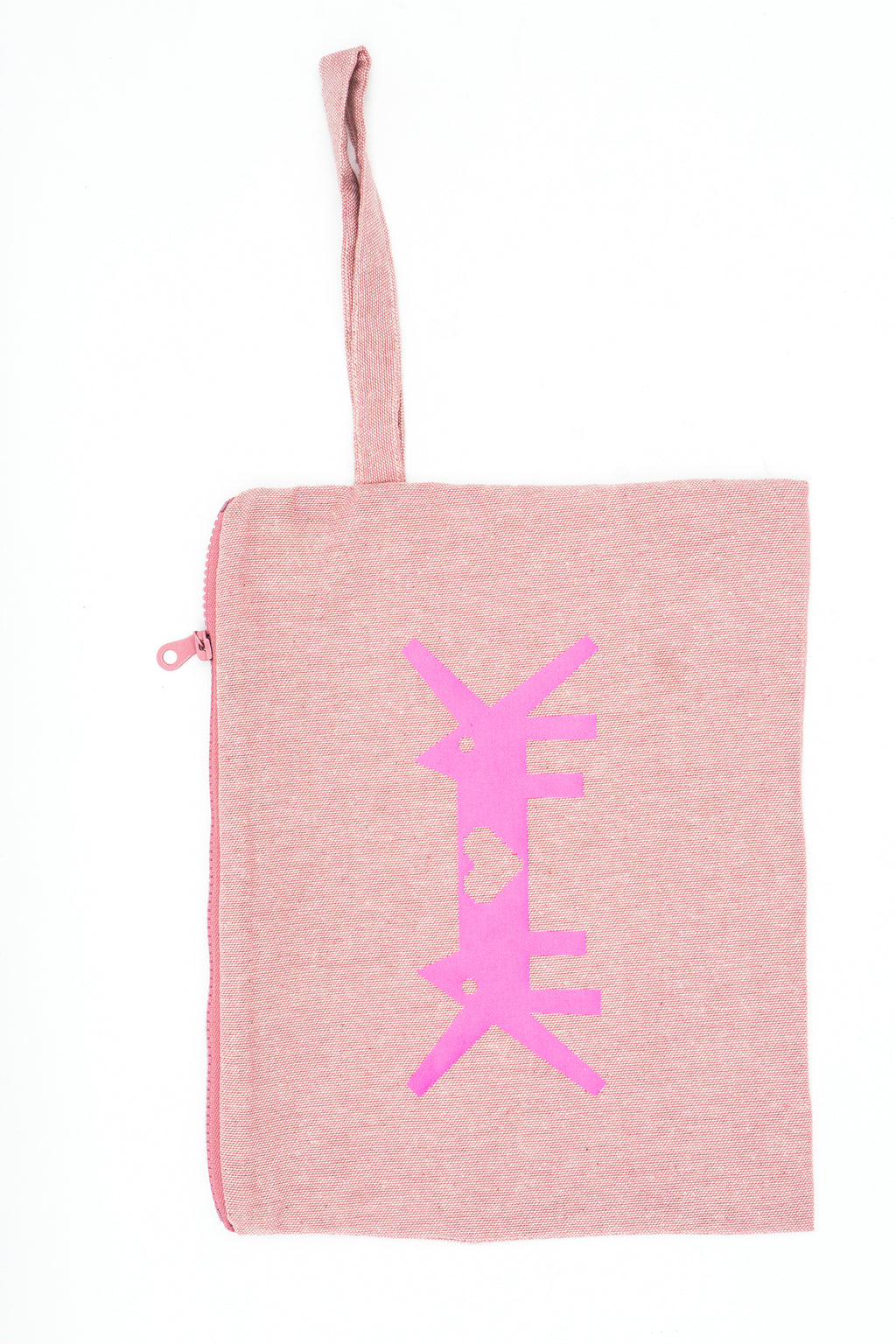 POUCH MAXI * AM LOGO COLOURS
