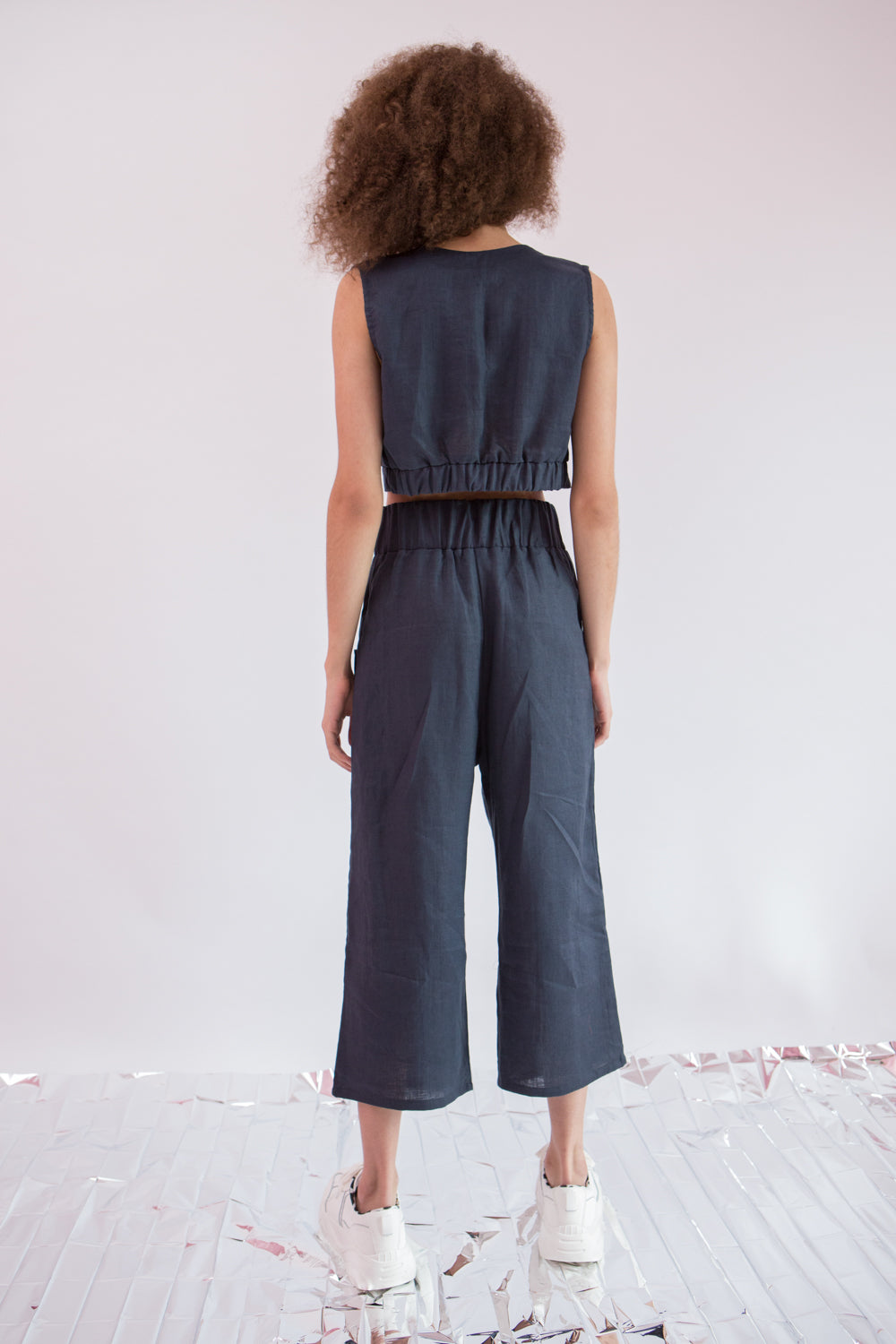 Trousers Koto in Linen