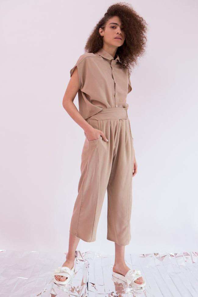Trousers Koto in Tencel