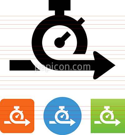 Agile Project Management Vector Icon