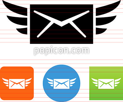 Air Mail Icon