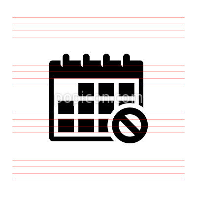 Appointment Calendar Prohibit