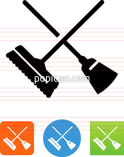 Brooms Icon