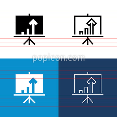 Business Plan Icon Set