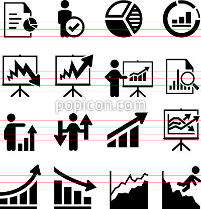 Business Trends Icons