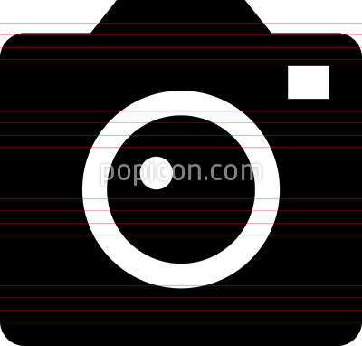 Camera Photo Vector Icon