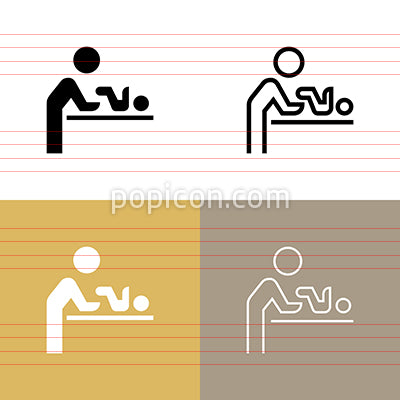 Changing Table Icon Set