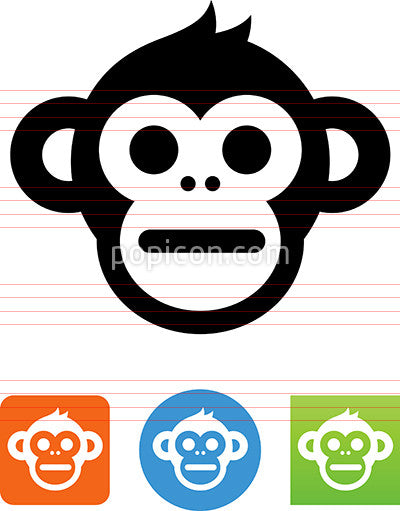 Chimp Icon