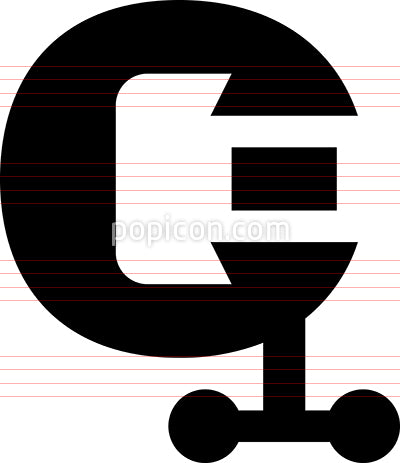 Clamp Tight Squeeze Vector Icon