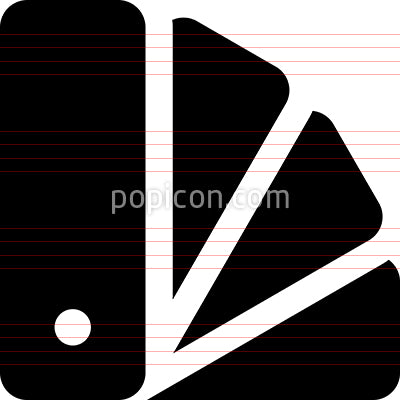 Color Swatch Vector Icon