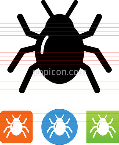 Creepy Insect Icon