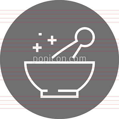 Drugstore Pharmacy Rx Outline Icon