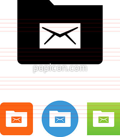 Email Directory Icon