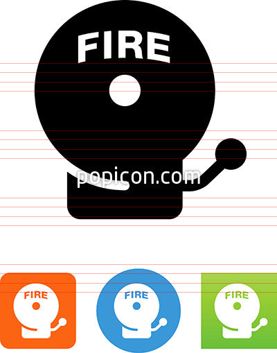 Fire Alarm Icon