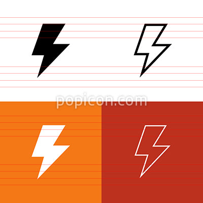 Flash Icon Set