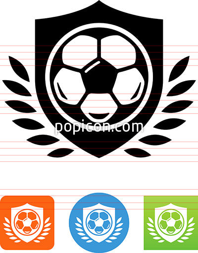Football Logo Icon
