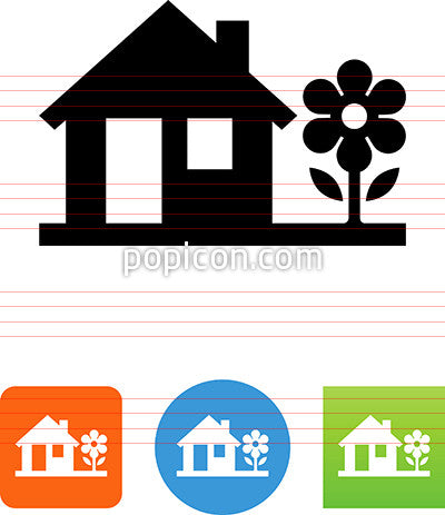 Home And Garden Icon
