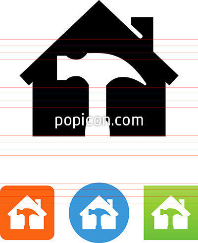 Home Building Icon