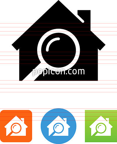 Home Finder Icon