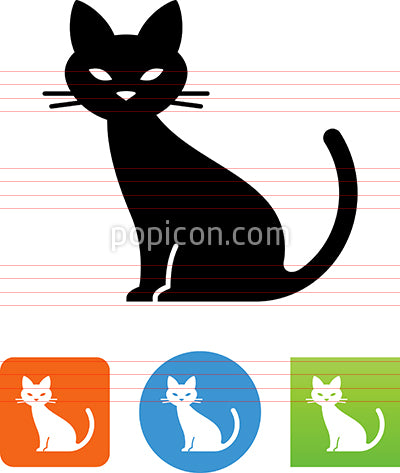 House Cat Icon