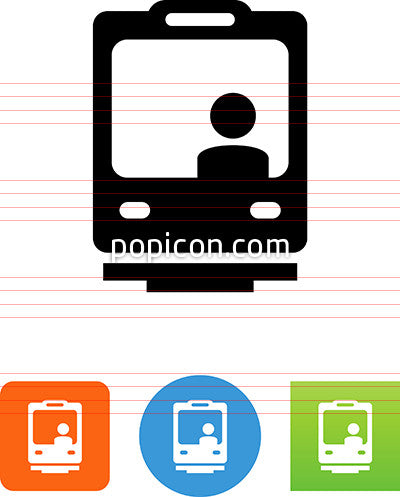 Lightrail Icon