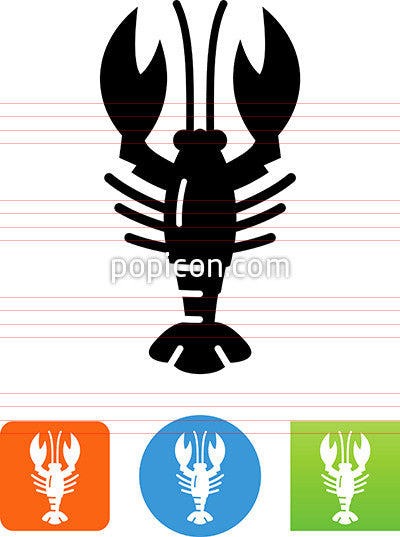 Lobster Icon
