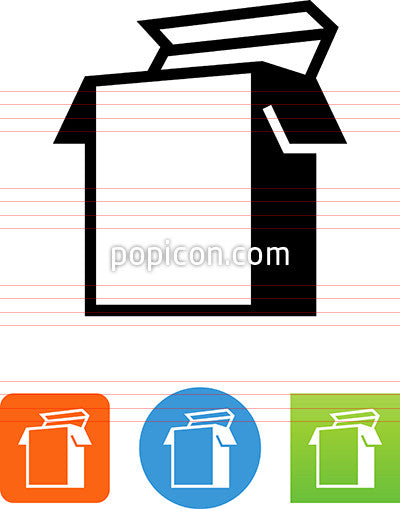 Packaging Box Icon