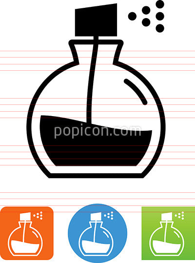 Perfume Bottle Icon