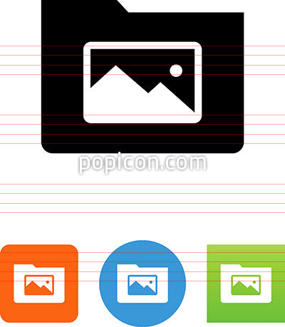 Picture Directory Icon