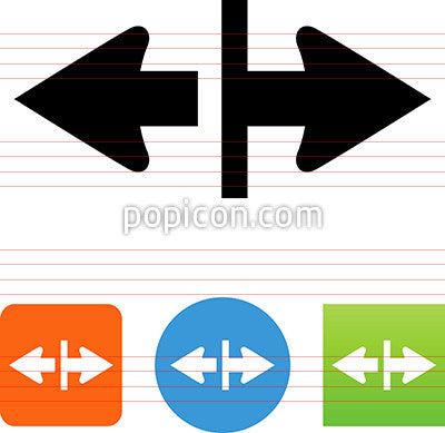 Pull Arrow Icon