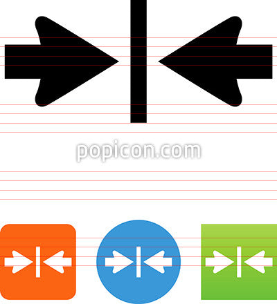 Push Arrow Icon
