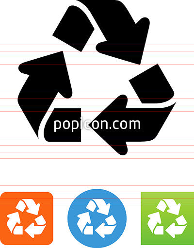 Recycle Arrow Icon