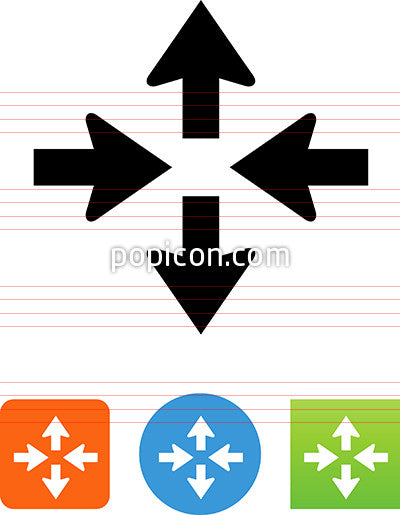 Router Arrow Icon
