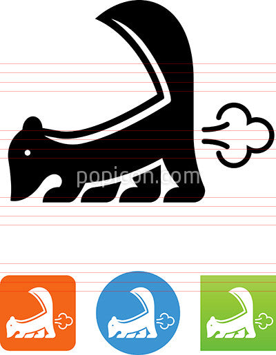 Skunk Spray Icon