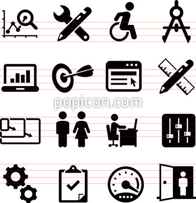 Software Design Icons