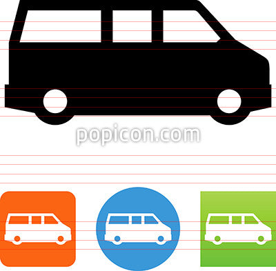 Van Profile Icon