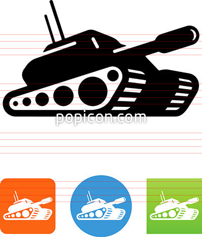 vector tank icon popicon vector tank icon popicon